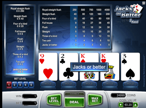 como-jugar-video-poker
