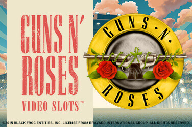 Guns N' Roses Casinos Online España