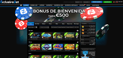 exclusivebet casinosonlineespana