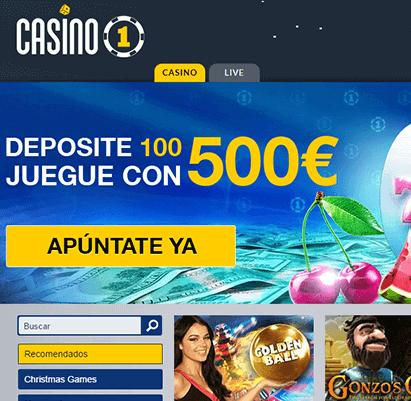 Casino1 Casino Online Espana