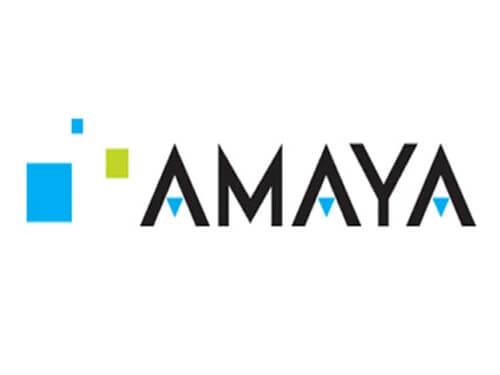 Amaya gaming logo