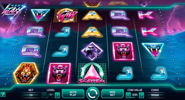 Neon Staxx1