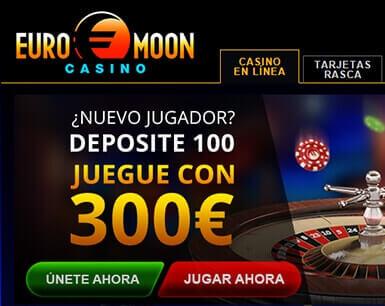 Euroomoon Casino Online España