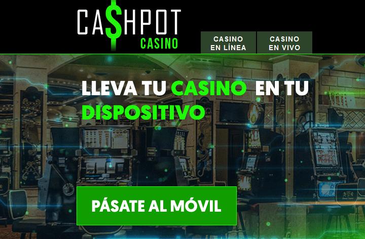 cashpot codigo promocional