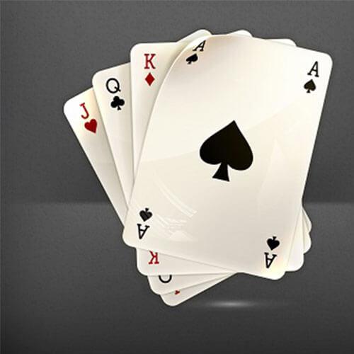 baraja de cartas americana