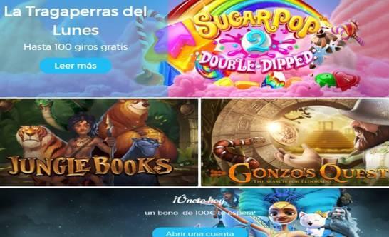 Casino Estrella Giros gratis de lunes