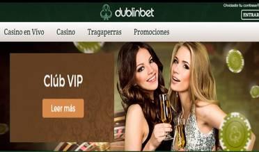 Privilegios para jugadores en club VIP casino Dublinbet