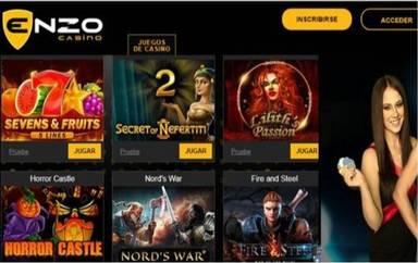 Giros Gratis Enzo Casino