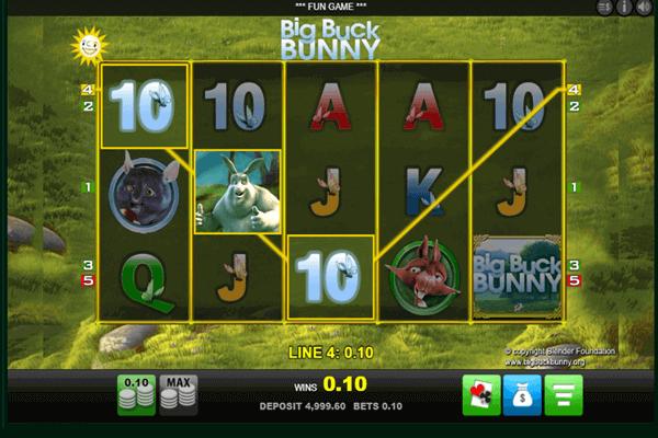 slot Big Buck Bunny