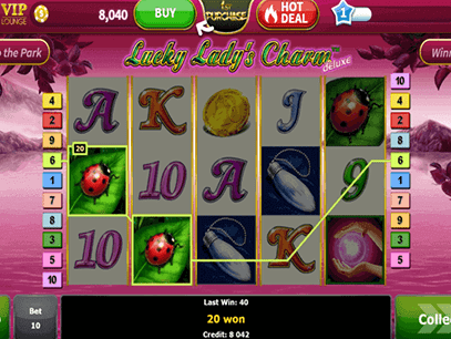 slot Lucky Lady Charm Deluxe