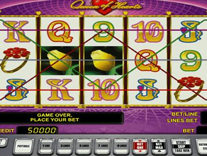 slot Queen of Hearts