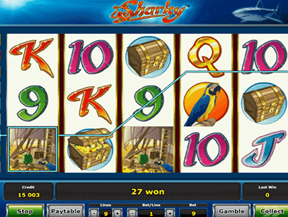 slot Sharky
