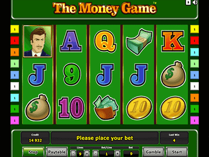 slot The Money Game