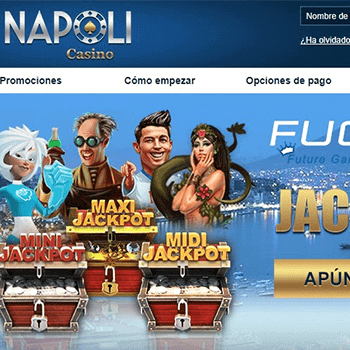casino napoli online america latina
