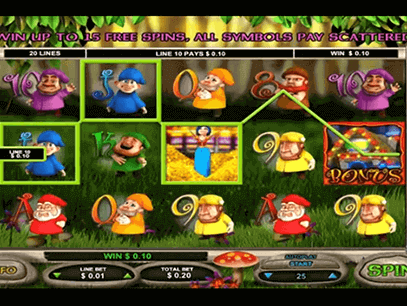 slot Lucky Dwarfs