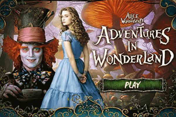 tragaperras Alice's Wonderland
