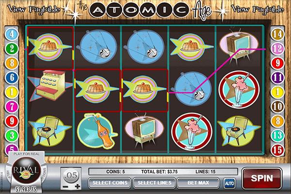 slot Atomic Age