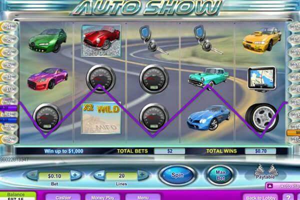 tragaperras Autoshow
