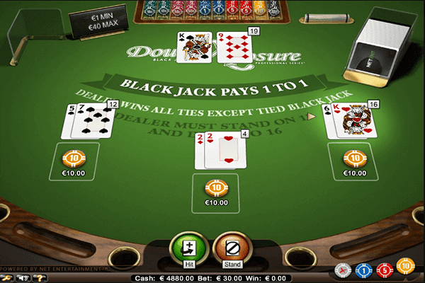 Blackjack de Amaya
