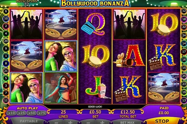 slot Bollywood Bonanza