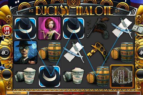 slot Bucky Malone