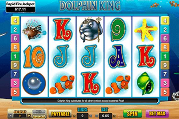 tragaperras Dolphin King