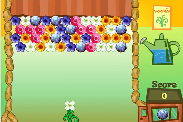 tragaperras Flowers