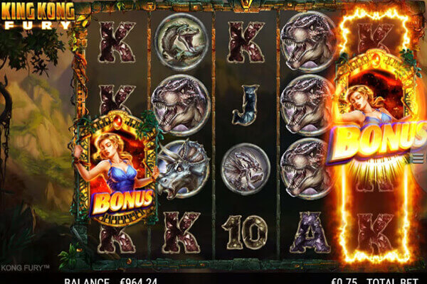 slot King Kong Fury