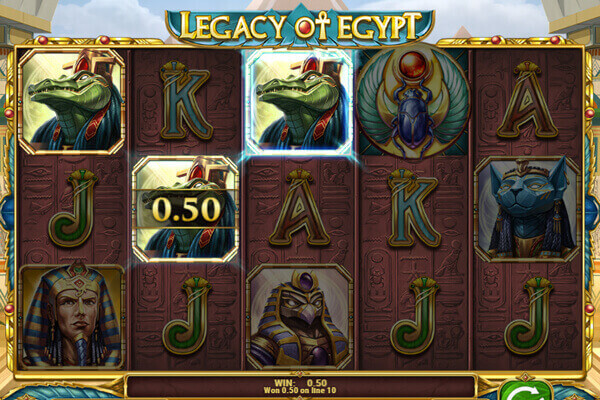 slot Legacy of Egypt