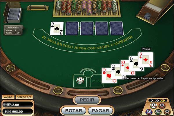 Poker 3 betsoft