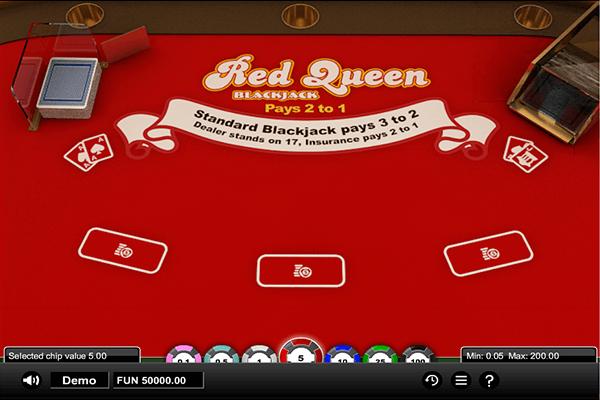 tragaperras Red Queen Blackjack