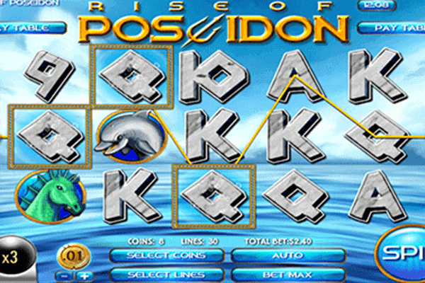 slot Rise of Poseidon