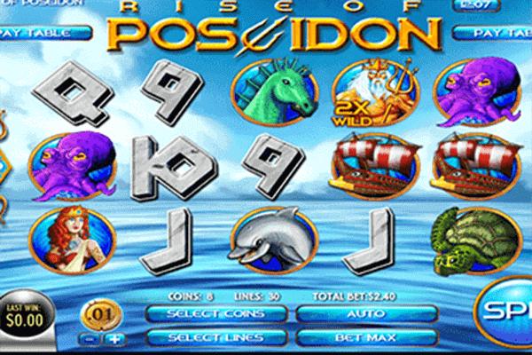 tragaperras Rise of Poseidon