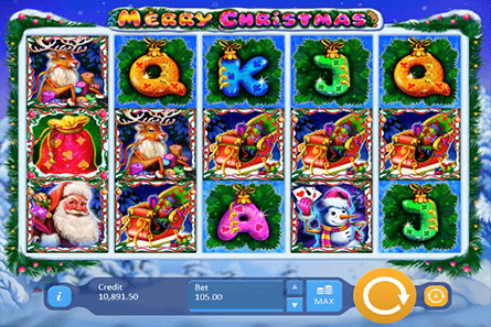 slot Happy Christmas