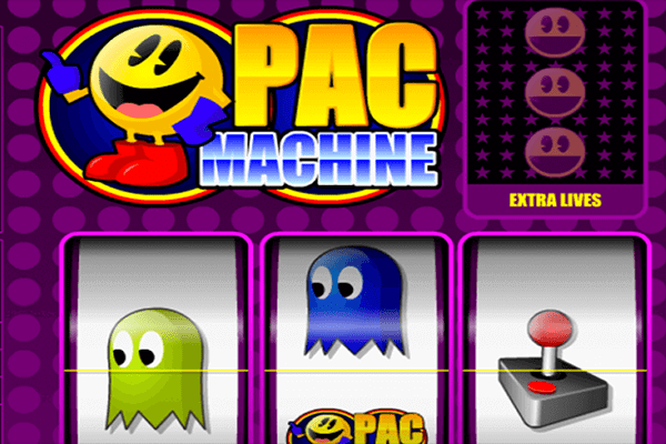 tragaperras Pac Machine