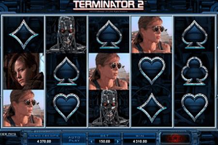 tragaperras Terminator 2