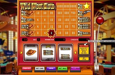 slot Wild West Slots