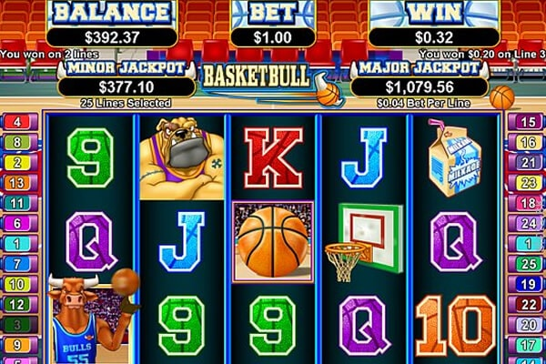 slot Basketbull