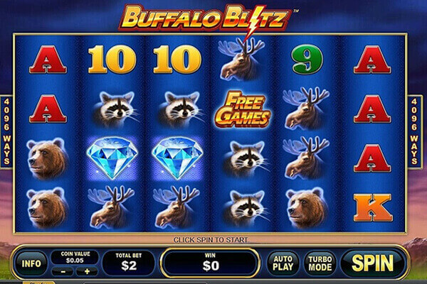 slot Buffalo Blitz