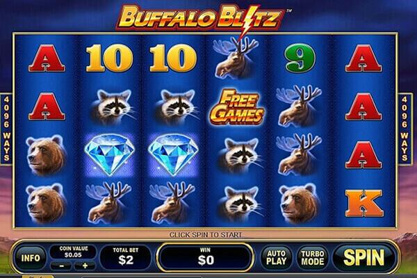slot Buffalo Blitz