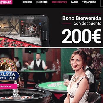 bonos de bienvenida para casino online en chile