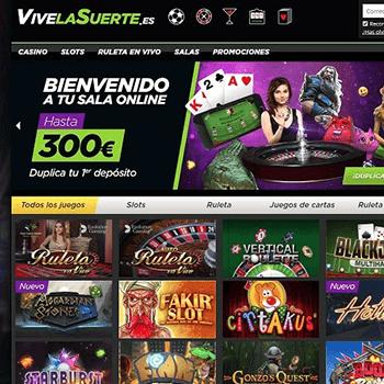 casinos online vive la suerte peru