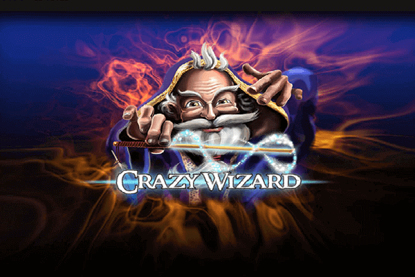 tragaperras Crazy Wizard