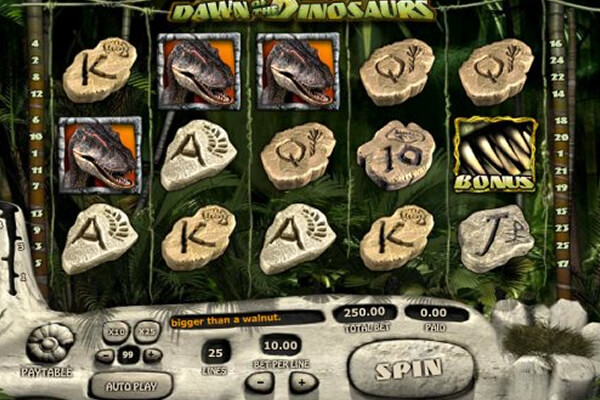 slot Dawn of the Dinosaurs