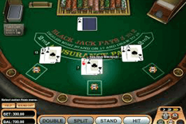 Live American Blackjack