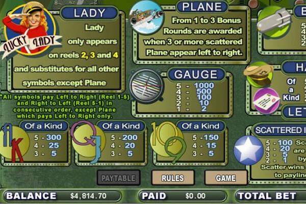slot Lucky Lady