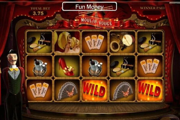 tragaperras Moulin Rouge