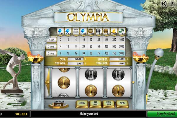 slot Olympia