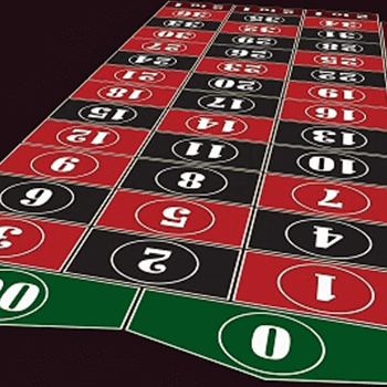 tablero ruleta americana en casinos en linea
