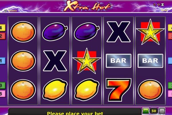 slot Xtra Hot